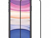 Folie Sticla Tempered Glass Apple iPhone 12Mini 5.4 2.5D Ful