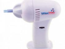 Aparat pentru curatarea urechilor(ceara) WaxVac,nou