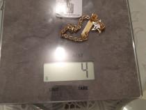 Bratara aur 4 grame 170lei gramul