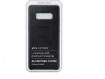 Pachet Folie Sticla + Husa Originala Samsung Note 8 Alcantar