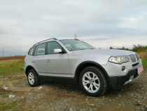Bmw x3 xdrive Euro 5 motor 2000/145 cp panoramic/4x4/dvd