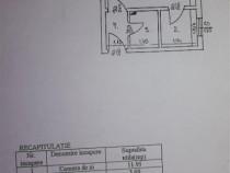 Apartament 2 camere Tatarasi Ciric