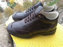 Pantofi, piele Hogan, mar.40 (25.5 cm) made in Italy.