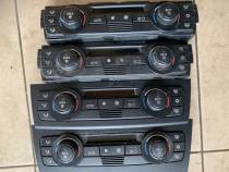 Panou climatronic Bmw seria 1 E81/87, seria 3 E90/E91/E91