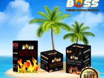 Carbuni Narghilea Black Coco BOSS C25 - C26- T27 1KG