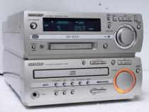 Ministatie Sharp+Radio+Aux.
