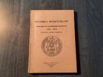 Istoria Romanilor miscarea de eliberare nationala 1848 1918
