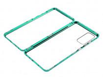 Samsung Galaxy S20 FE Fan Edition Husa Metal+Glass U01230894