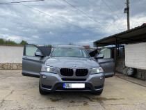 BMW X3 F25 2014 2.0xD 184CP Automat
