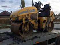 Inchiriez cilindru compactor 3 t