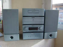 Linie Audio Profesionala (4 Piese + Boxe) - Dual MN 8010