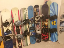 Snowboard si bootzi