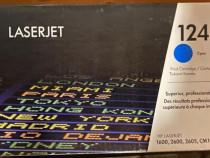 Cartus HP Laserjet Q6001A Cyan original