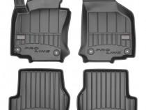 Set Covorase Auto Cauciuc Negro Volkswagen Jetta 3 2005-2010