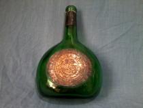 Sticla de vin 1965 de colectie (goala)