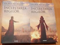 Inclestarea regilor de George R.R. Martin (2 vol)
