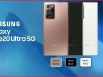Samsung galaxy note 20 ultra 5g 512gb dualsim mystic bronze+