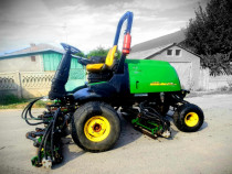 Tractor de tuns iarba gazon John deere 40 cp 4x4 fab 2013