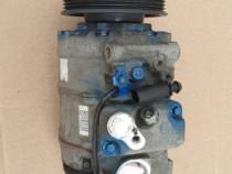 Compresor ac VW Touareg Audi Q7 3.0 tdi 7L6820803J