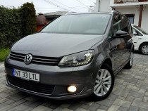 VW Touran 2012 2.0TDI 140CP Xenon Navi HighLine TOP