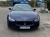 Maserati Ghibli 3,0 diesel 2015 accept variante !!!