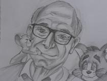 Realizez Portrete în creion