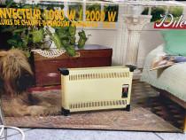 Convector electric/radiator