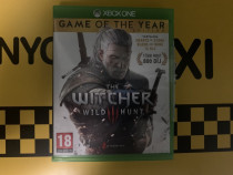The witcher 3 - game of the year xbox one