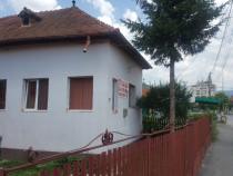 Casa si teren, str Traian, Campulung Muscel (AG)