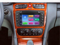 Navigatie cu Android 10, Mercedes Benz W209 W203 W463 Viano