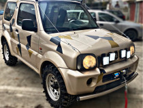‼️ Suzuki Jimny/ 2005 / simex / troliu