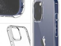 Iphone 11 12 MINI PRO MAX - Husa Silicon Anti Soc Transparen