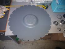 Taler disc unia cu butuc rulment și semering