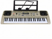 Orga electronica MQ-807USB cu 54 clape si boxe, microfon,Usb