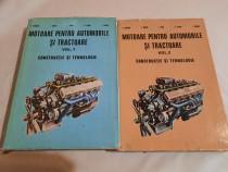 Motoare pentru automobile și tractoare / 2 vol./1978