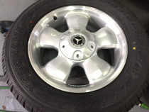 Jante '18 Mercedes G Klassse cu anvelope 265/60R18 Yokohama