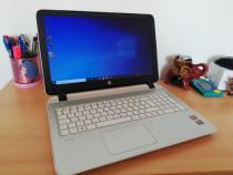 Laptop HP 15 model slim video dedicat