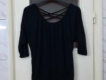 Bluza neagra dama C&A marimea XS / S / M - Noua cu eticheta