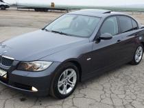 BMW 320d E90 177 cai cutie automata, navigatie, trapa, xenon