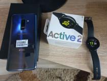 Samsung S9 Plus 64Gb - Blue + Ceas Smartwatch Galaxy Watch 2