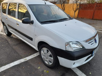Dacia Logan mcv 2007, euro 4, 129000 km