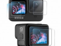 Folie protectie sticla GoPro HERO 9, Tempered Glass, protect