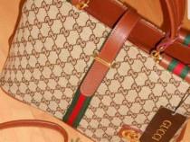 Geanta firmă material textil super model