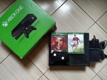 Consola Xbox One Full Box, stare excelenta, peste 380 jocuri