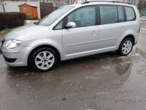 VW Touran 1,9 TDI 2008 înmatriculat recent