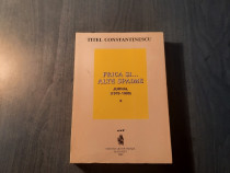 Frica si alte spaime jurnal 1978 - 1989 Titel Constantinescu