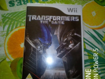 Transformers The Game Nintendo Wii