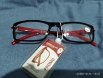 Ochelari de citit dioptrie +1 sau rama de ochelari