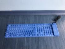 Tastatura flexibila silicon