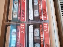 Casete Audio BASF LH-E1 lot 4 bucati